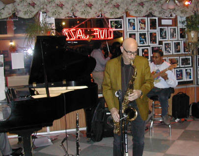 Dave Hopkins & Bob Cranshaw - New York 2004